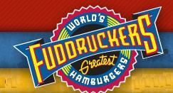 Logo at Fuddruckers