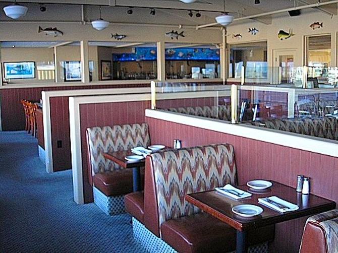 Gilbert's Seafood Grill - Restaurant Menu at Gilbert's Seafood Grill
