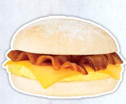 Breakfast Bistro – Sausage, Egg & Cheese at Sonic