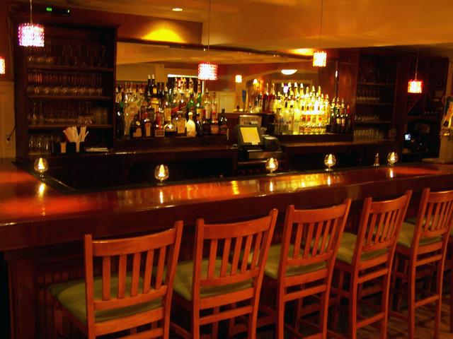 Interior at Thyme Restaurant & Cafe Bar