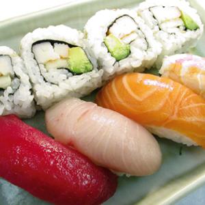 Dish at Genji Express