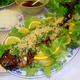 Baked Catfish at Phong Dinh Restaurant