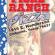 Fiore Ranch Pizza