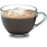 Espresso con Panna at Starbucks Coffee