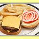 Burgers - Burgers at L&L Hawaiian Barbecue