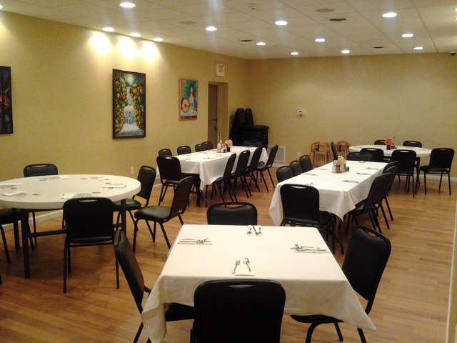 Interior at Monroe Diner Inc