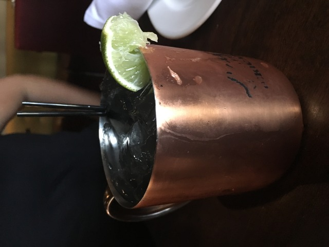 Mule - Photo at Bluewater Grill