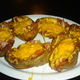Potato Skins at Buffalo Wings & Beer