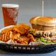 Dish at Fresh Grill Burgers & Fries