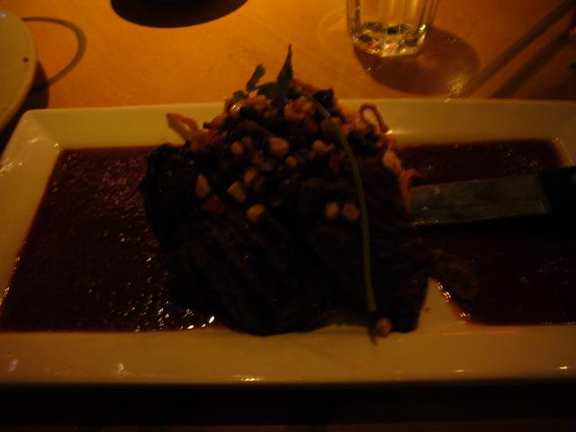 Skirt Steak at Cactus Restaurant