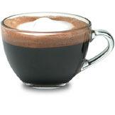 Espresso Macchiato at Starbucks Coffee