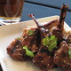 Half Rack $20 Full Rack $32 - Mongolian Lamb Chops at Jan's on the Beach Restaurant