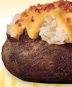 Photo of Bacon and Cheese Potato