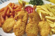 Jumbo Shrimp Dinner at Perkins Restaurant