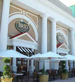 Exterior at Brio Tuscan Grille