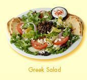 Dish at Daphne's Greek Cafe
