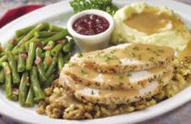 Butterball® Turkey & Dressing at Perkins Restaurant