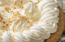 Coconut Cream at Perkins Restaurant