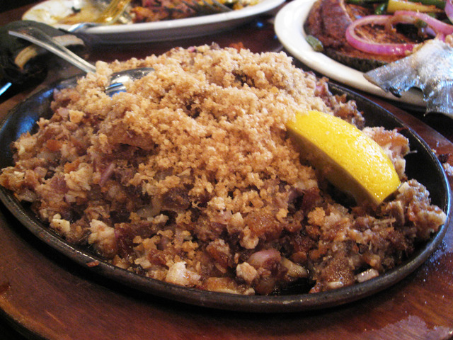 Photo of Sizzling Pork Sisig