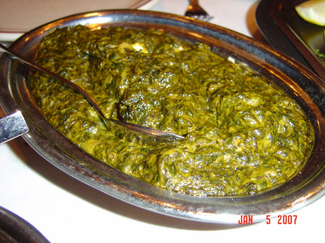Photo of SAAG PANEER