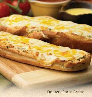 Photo of Deluxe Garlic Bread