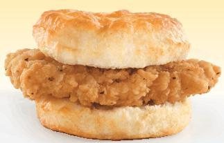 Chicken Biscuit at Arby's
