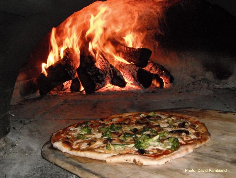 Restaurant Menu at Caffe Biu Bella
