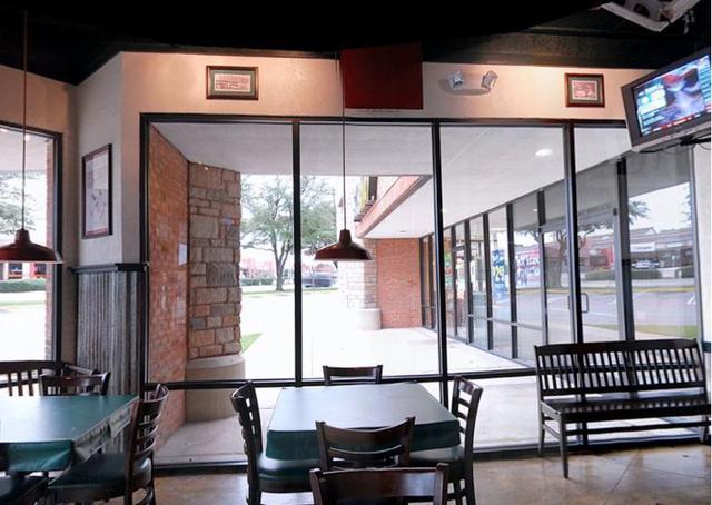 Interior at Wingstop