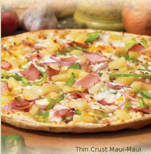 Maui-Maui at Hometown Pizza
