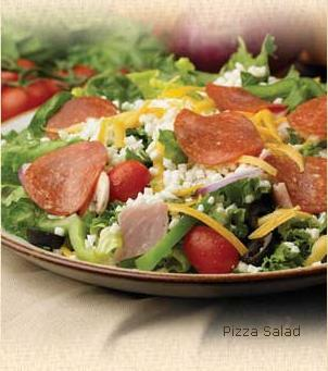 Photo of Pizza Salad