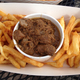 Flemish Stew (Beef Carbonnade) at Bruges Waffles and Frites