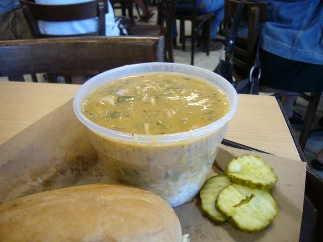 Smoked Chicken Gumbo at Oklahoma Joe's BBQ & Catering