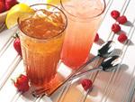 Wild Strawberry Iced Tea or Lemonade at Bob Evans