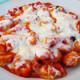 Baked gnocchi at Villa Italia Ristorante