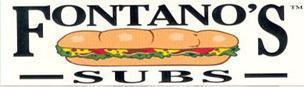 Logo at Fontano's Subs