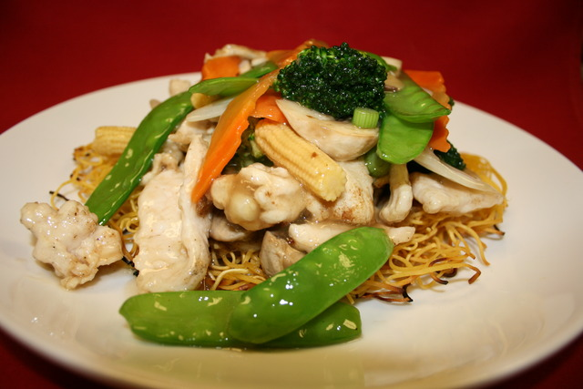 Photo of Chicken Pan Fried Noodles
