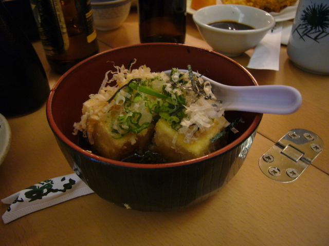 Photo of Age Dashi Tofu