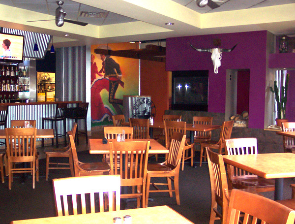 Interior at Cintia's of Mexico Restaurant (CLOSED)