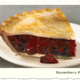 BOYSENBERRY PIE - BOYSENBERRY PIE at Coco's Family Restaurant