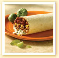 Photo of Ancho Chile BBQ Burrito