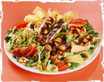 Dish at California Tortilla