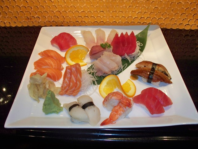 COMBO FOR TWO at Arisu Japanese Cuisine
