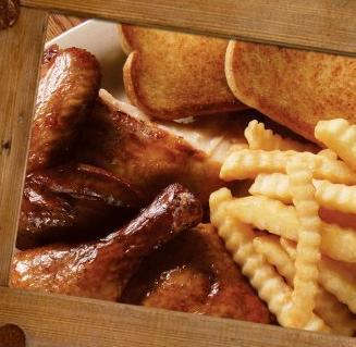 Dish at Sonny's Real Pit Bar-B-Q