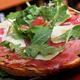 Prosciutto & Arugula Crosini at Clearwater Wine Bar & Bistro