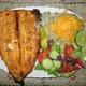 Grilled Trout Dinner at Saghi Restaurant Cabaret