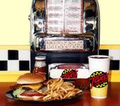 Dish at Taxi's Hamburgers