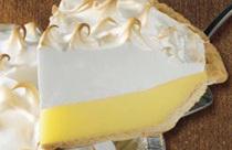 Lemon Meringue at Perkins Restaurant