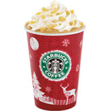 Gingersnap Latte at Starbucks Coffee
