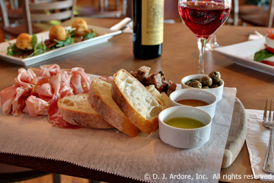 Photo of Cheese & Meat Platter
