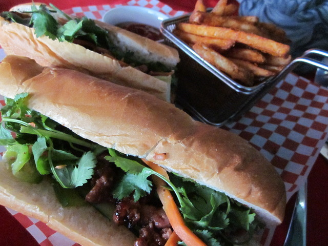 Banh Mi at Buddha Lounge